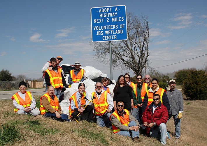 Feb. 2013 Highway Cleanup